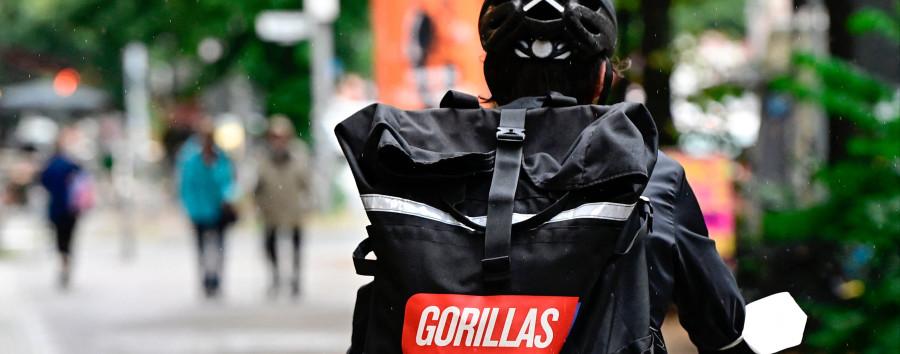 Streikbrecher bei Gorillas entpuppen sich als Chefs