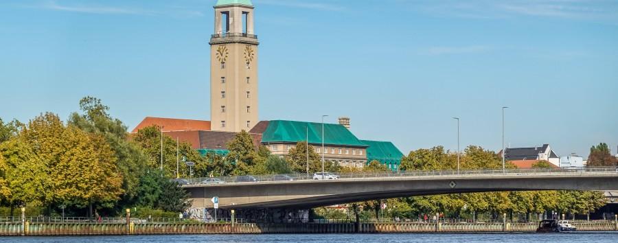 Spandau, wie Flasche leer: Der Klimawandel trocknet den Berliner Westen aus