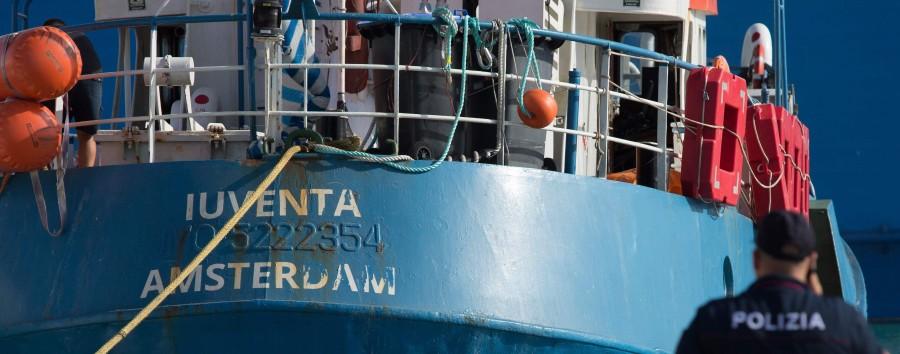 """Angeklagter Seenotretter in Italien: """"Ich hoffe der Prozess wird Beachtung finden"""""""