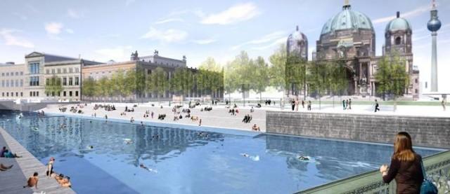 Das Flussbad könnte 100 Millionen Euro teurer werden