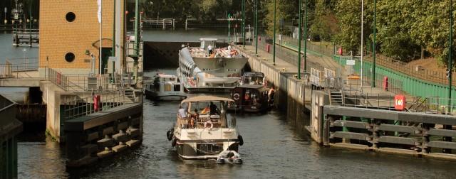 Was tun gegen die lärmenden Partyboote auf der Havel?