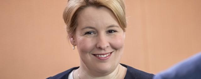 Zieht Franziska Giffey 2021 ins Rote Rathaus – oder doch gleich ins Kanzleramt?