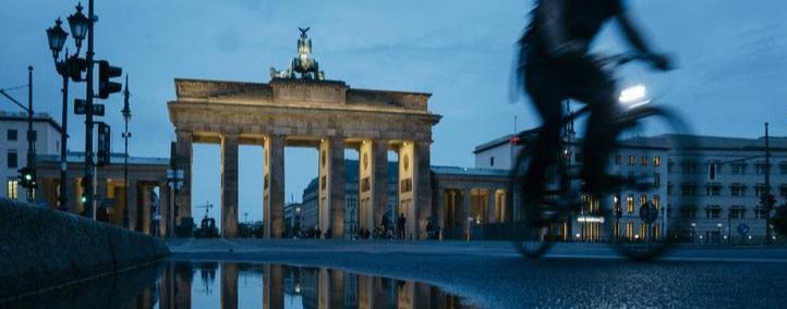 Deutliche Zunahme des Radverkehrs in Berlin