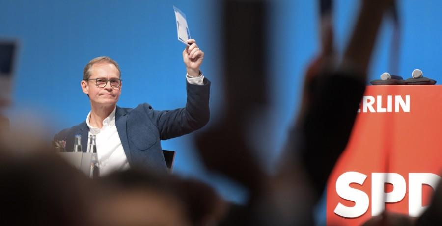 Was die Anträge der Parteigenossenüber die Berliner SPD verraten