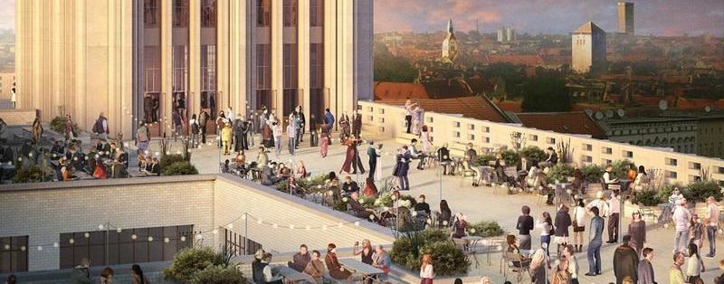 Senat entmachtet Bezirke bei Bauvorhaben
