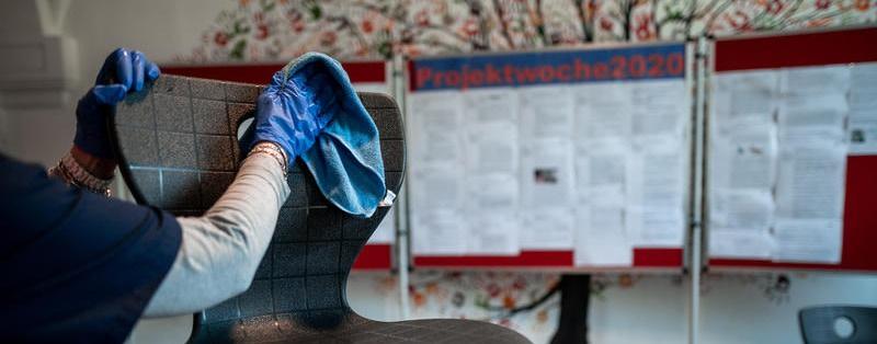 Wie in Brandenburg die Abiturprüfungen ablaufen