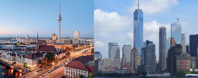 Spielt Berlin in einer Liga mit New York, Dubai und Singapur?