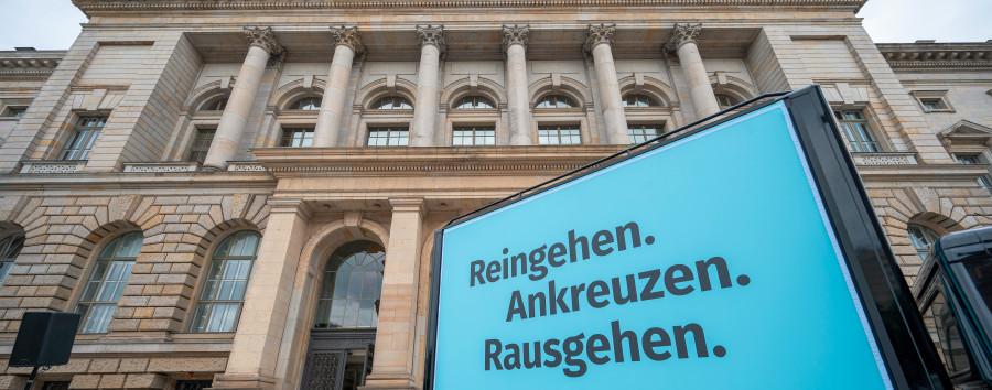 Auf einen Blick: Was Sie über den Wahltag in Berlin wissen müssen