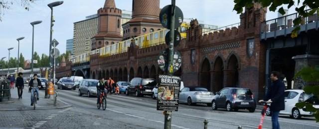 Die neue Oberbaumbrücke verstößt gegen das Mobilitätsgesetz