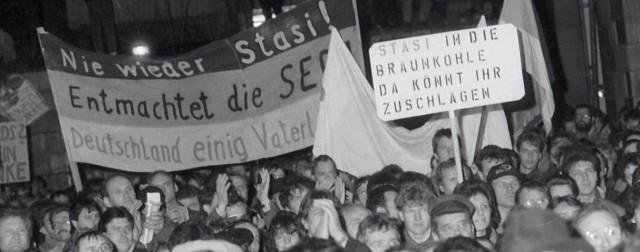Sturm, Besetzung oder Bluff? Zeitzeuge Jahn über Eroberung der Stasi-Zentrale