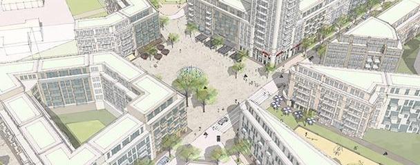 Mehr als 2.000 neue Wohnungen in Lichterfelde