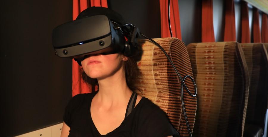 Die eigene Stadt mal durch die VR-Brille sehen