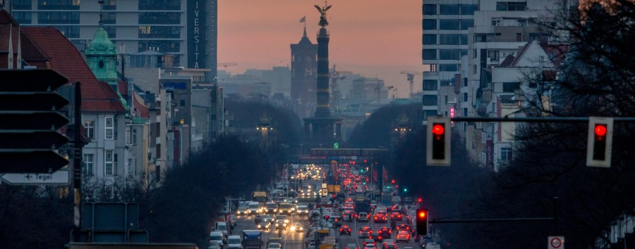 Der Berliner Senat sollte die Klimanotlage beschließen