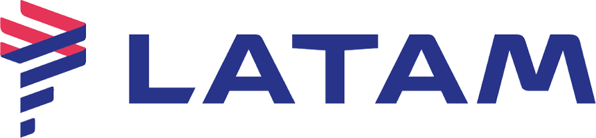 Logotipo de LATAM