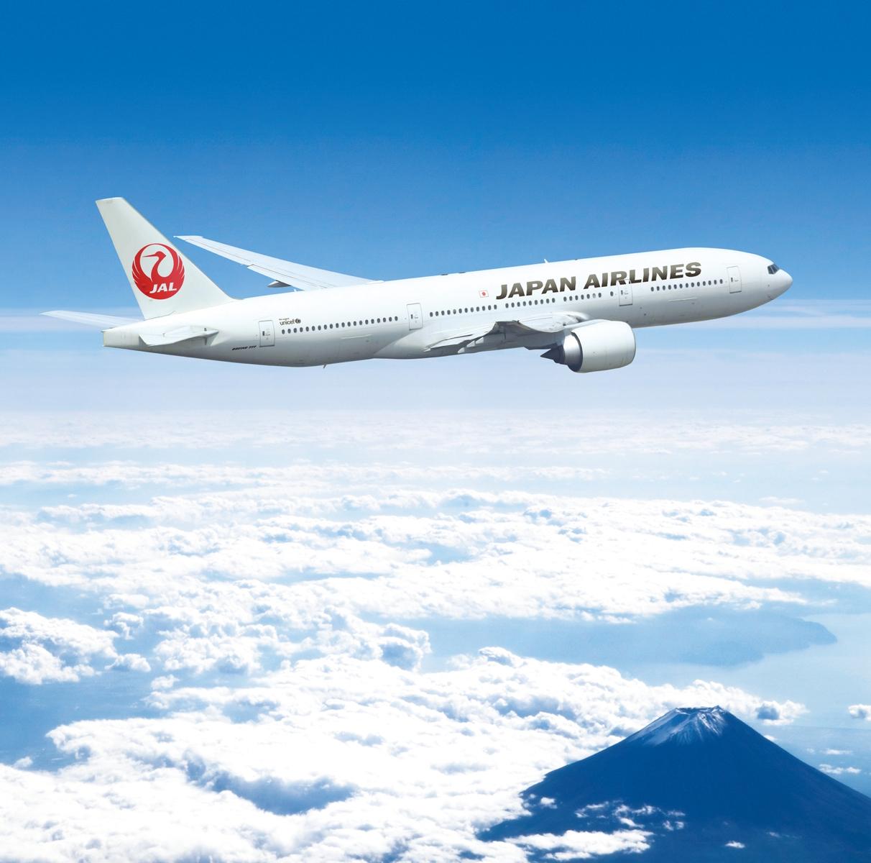 日本航空主图