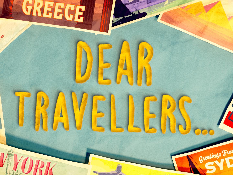 dear travellers hp