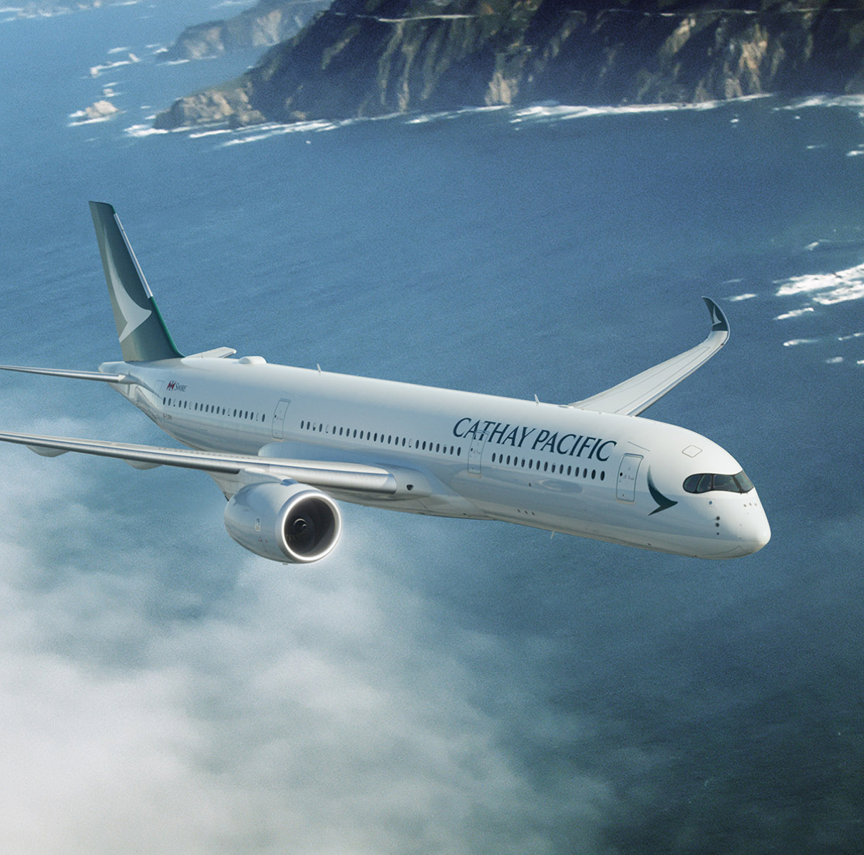 Cathay Pacific-Hero