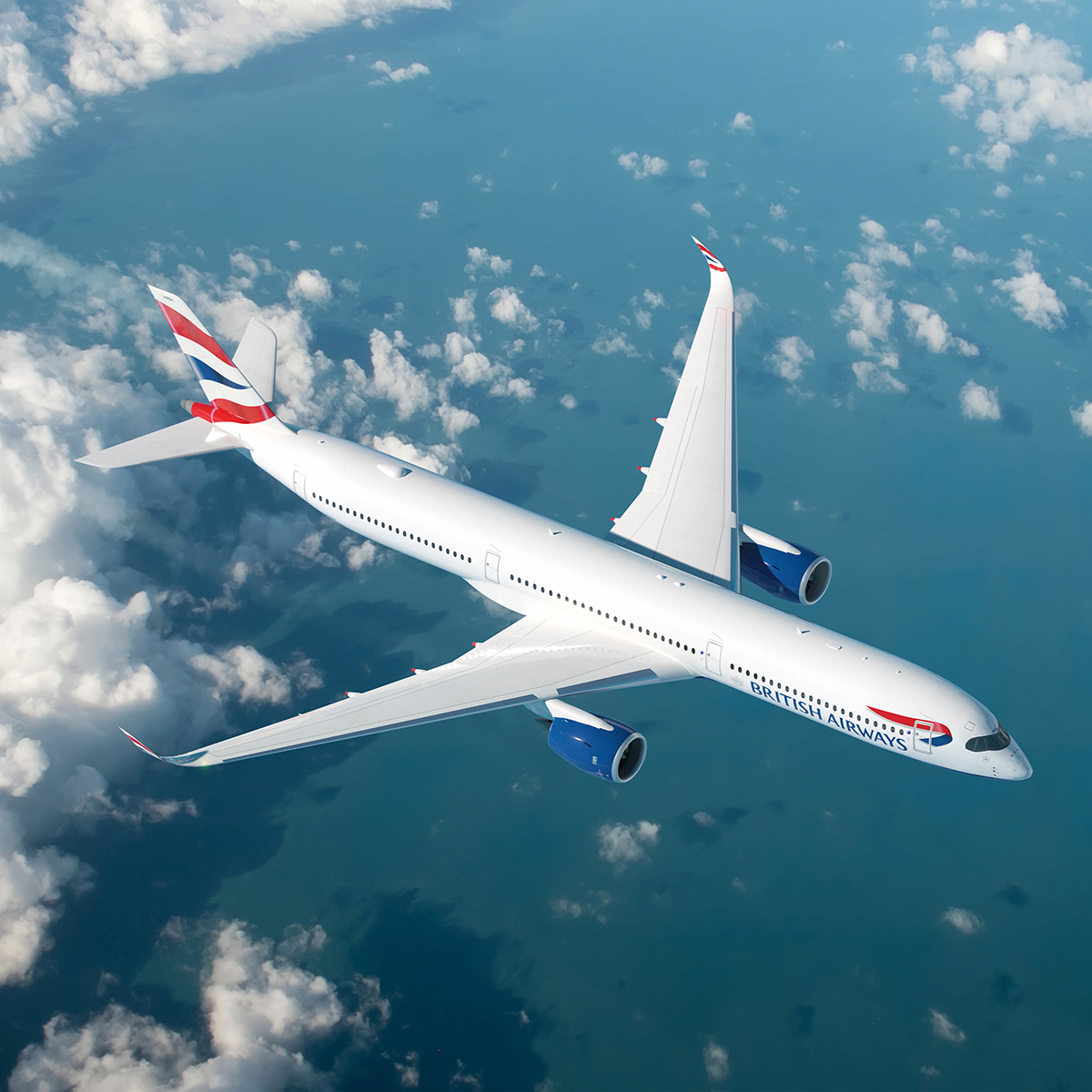 Imagem da British Airways