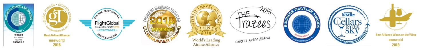 2019-02-01 oneworld press release 20th anniversary WRAP-UP v6A Web AWARDS