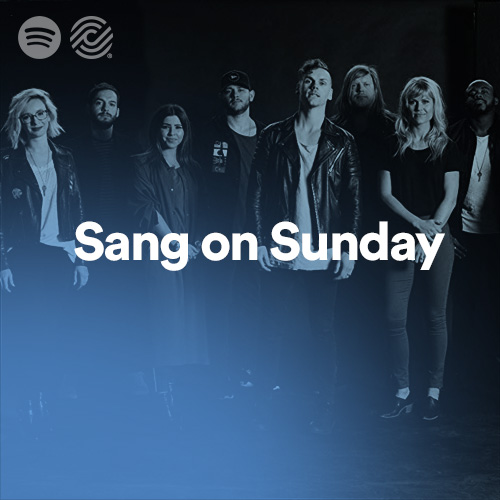 Sang on Sunday - Spotify Playlist