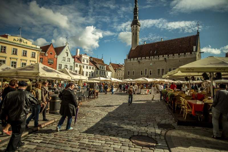 Startups in Tallinn on Heet.io