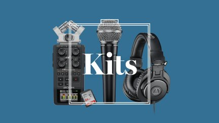 Thumbnail for Kappy's Home Podcast Kit