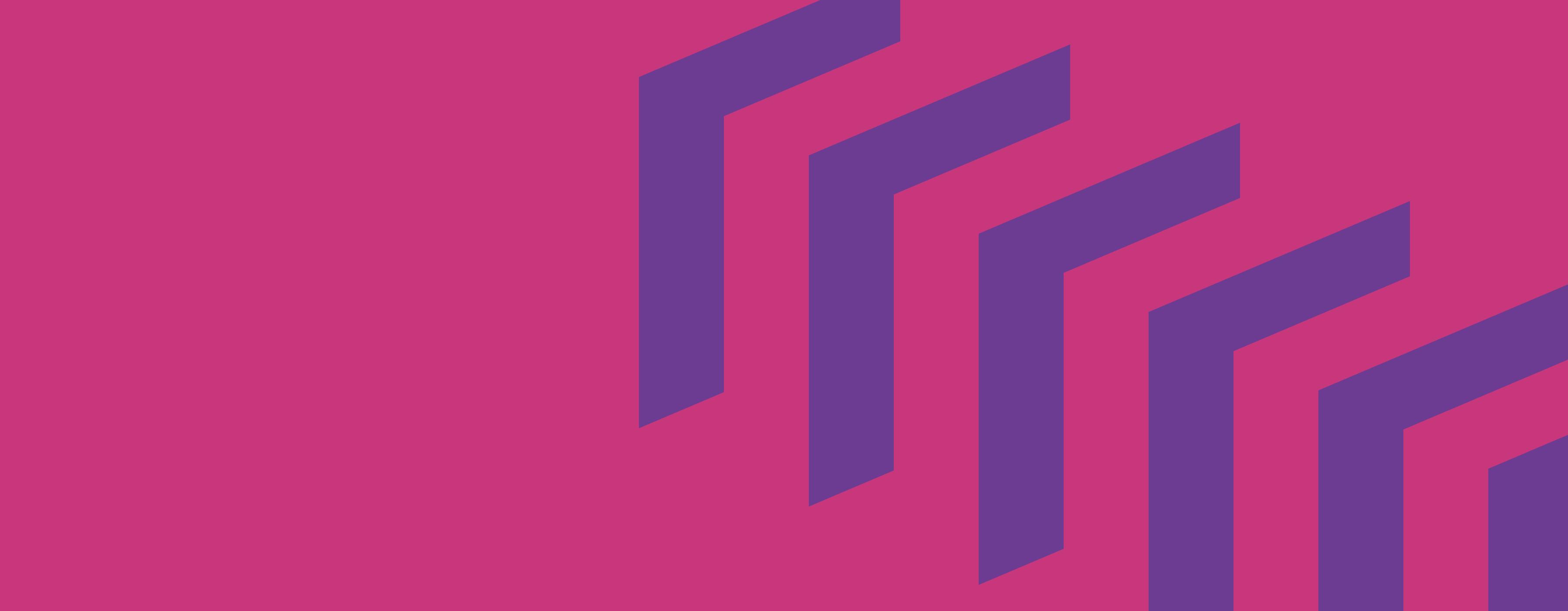 A decorative pattern of arrows
