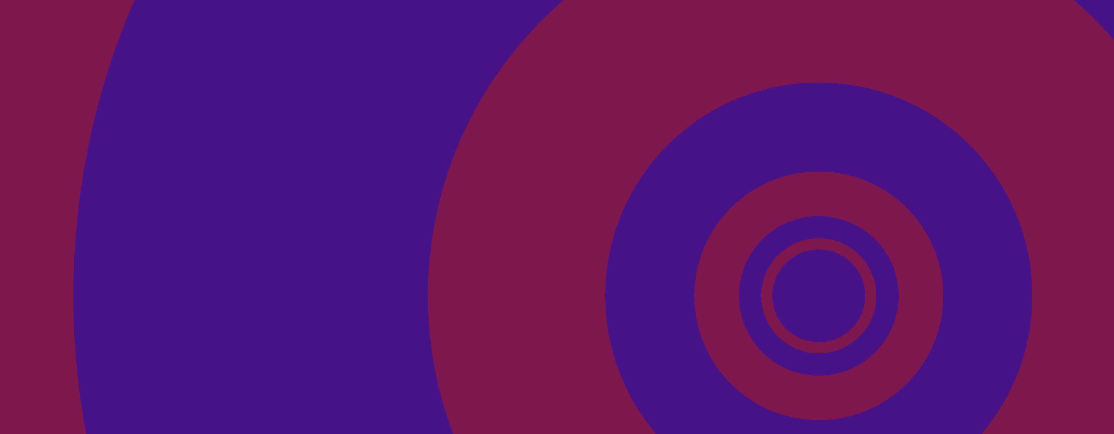 A diagram of concentric circles