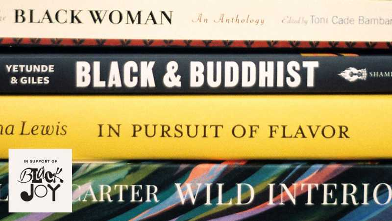 Books (In support of Black Joy)