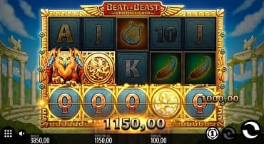 beat-the-beast-griffins-gold-voitto