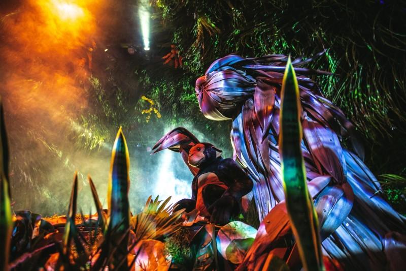 Art installation at SXM Festival