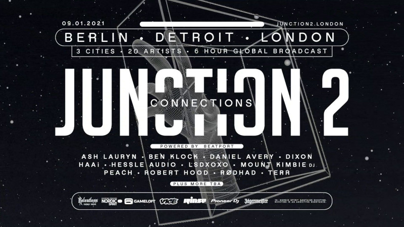 Junction2 Connections Flyer