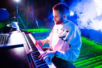 DJ and producer Gareth Emery has had success with ticket shows
