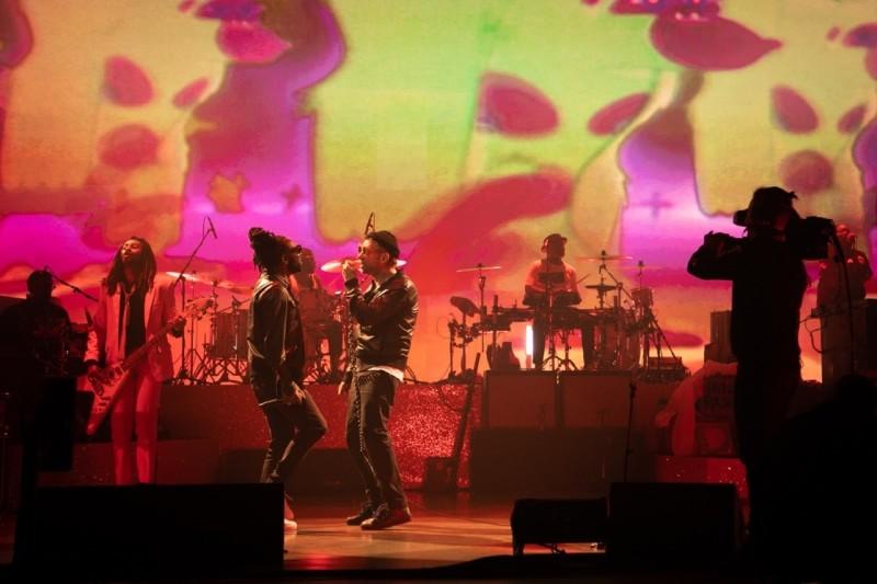 Gorillaz Song Machine Live