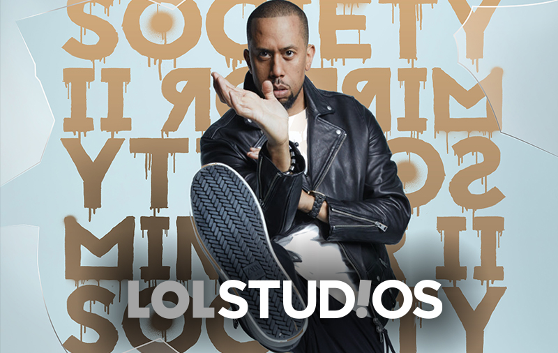 mirror ii society, affion crockett, lol studios