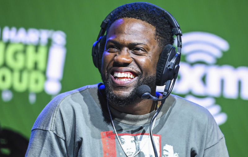 kevin hart, sirius xm, lol audio, laugh out loud radio