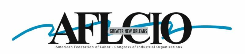 AFL-CIO of Greater New Orleans Logo