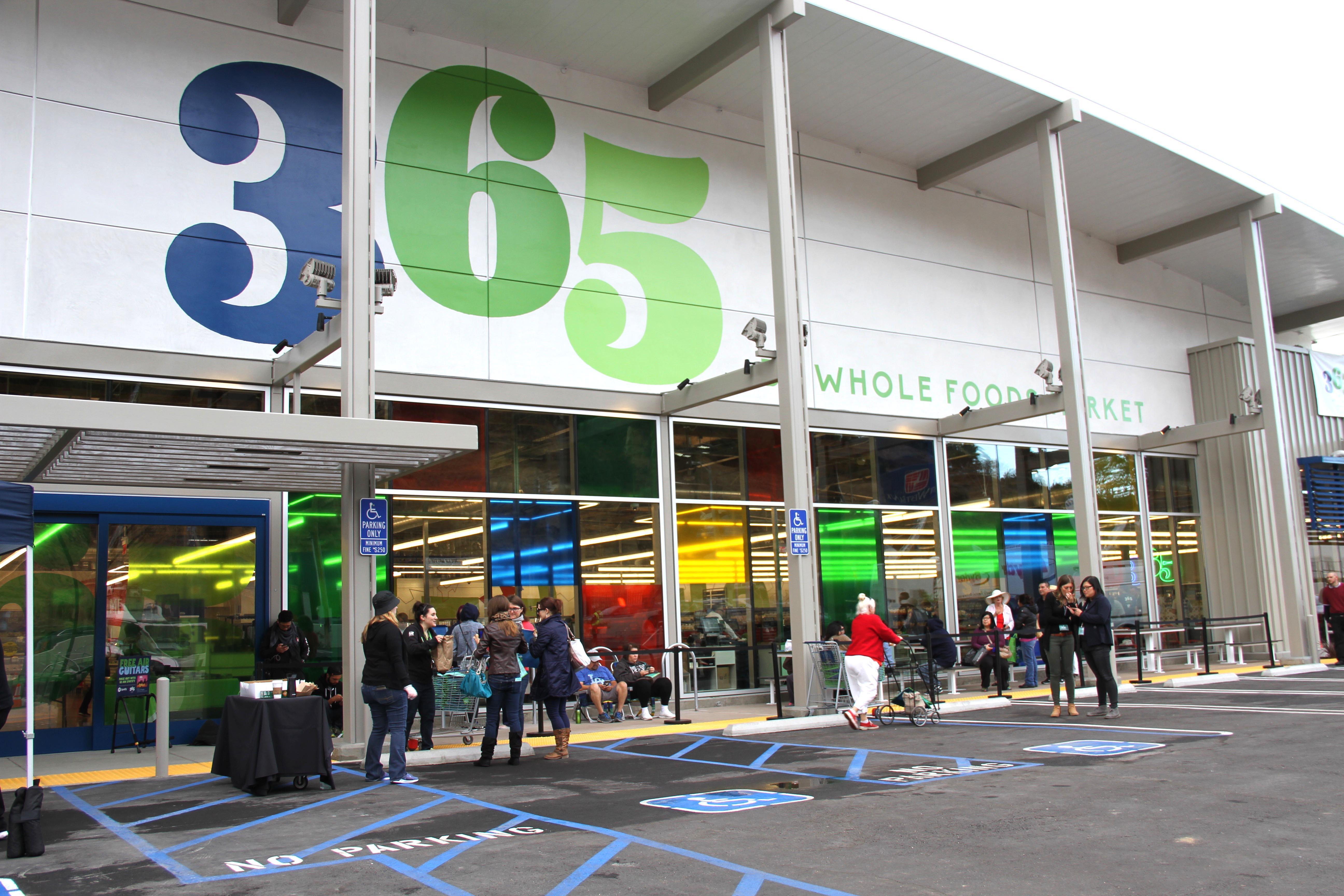 Whole Foods Market Santa Monica Ca  Usa