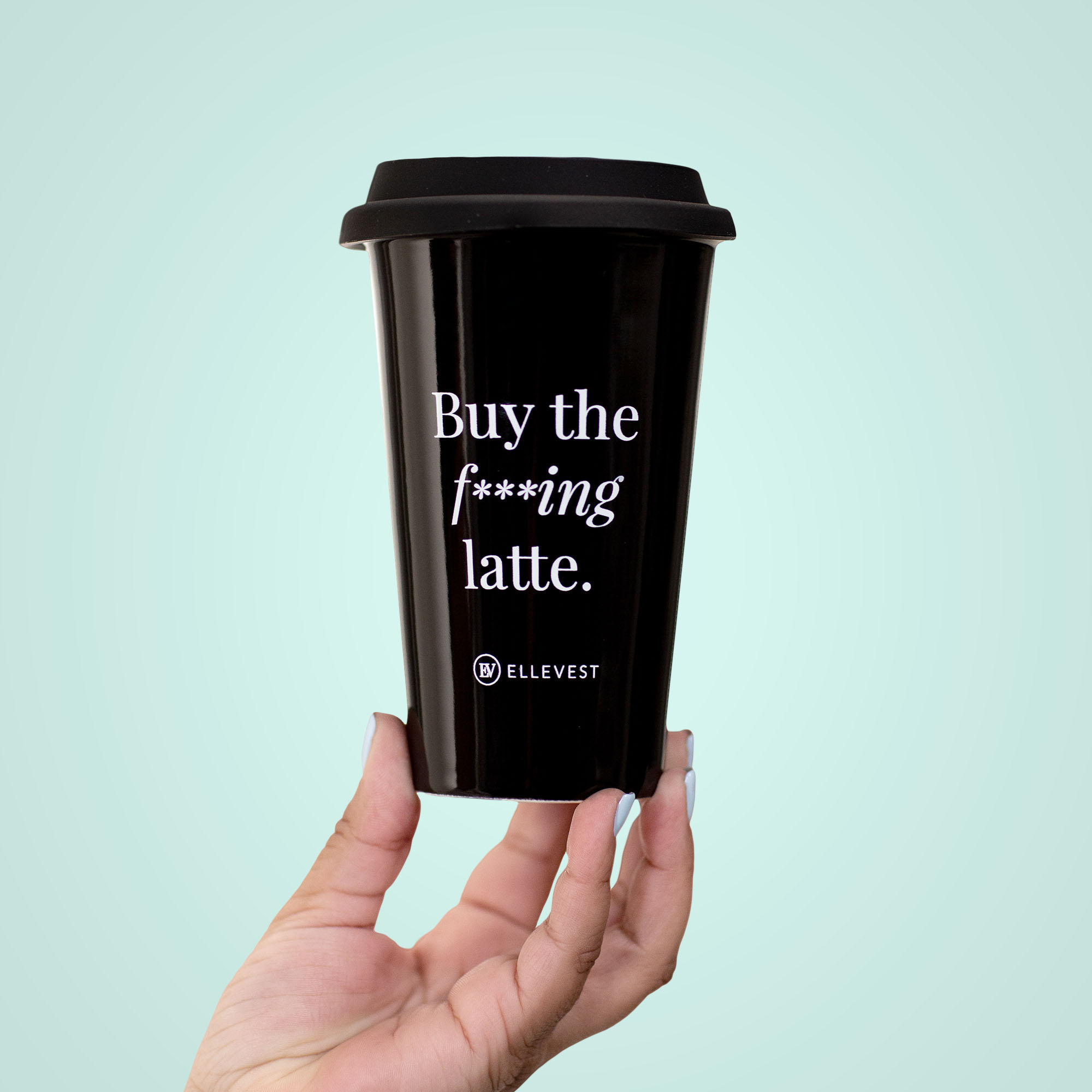 Just Buy the F****ing Latte
