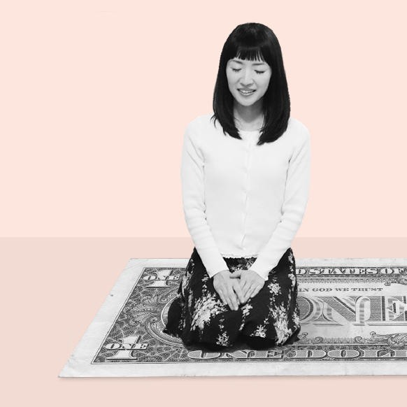 How to Marie Kondo Your Finances for Spring