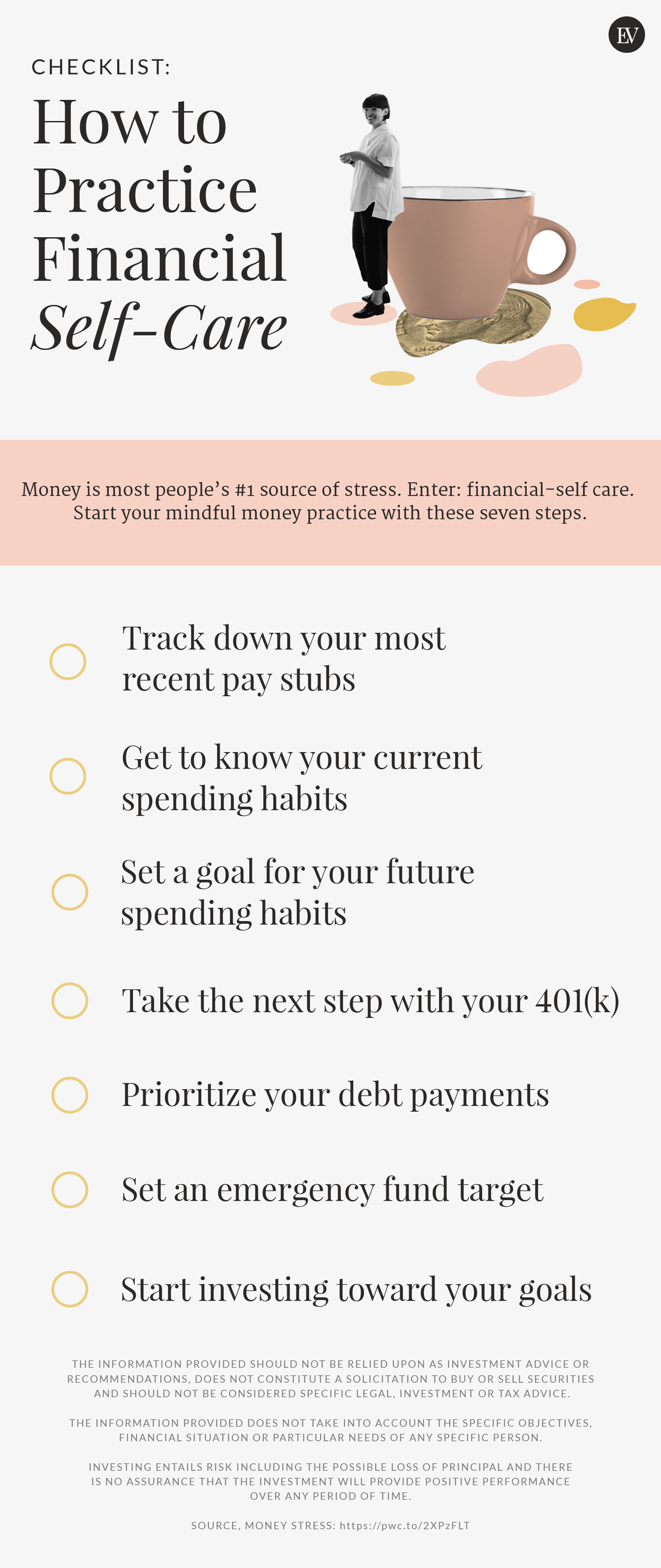 Your Financial Self-Care Checklist
