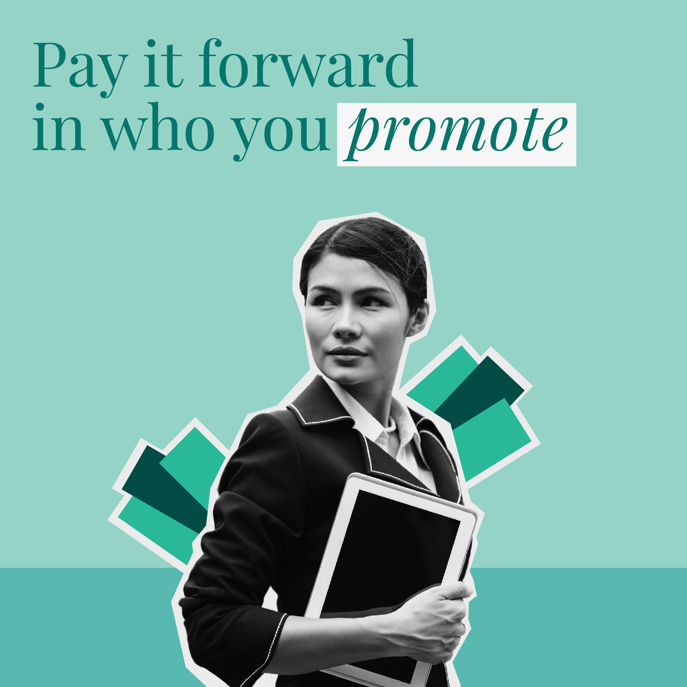 Pay It Forward for Equal Pay Day