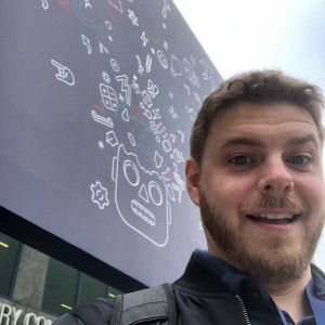 Ben at WWDC