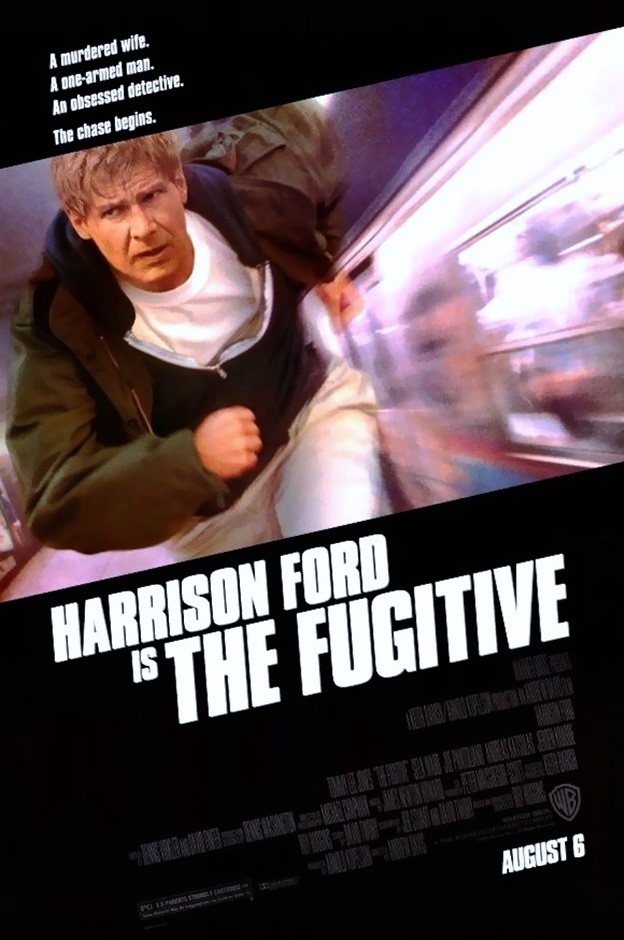 Fugitive, The Movie Cover