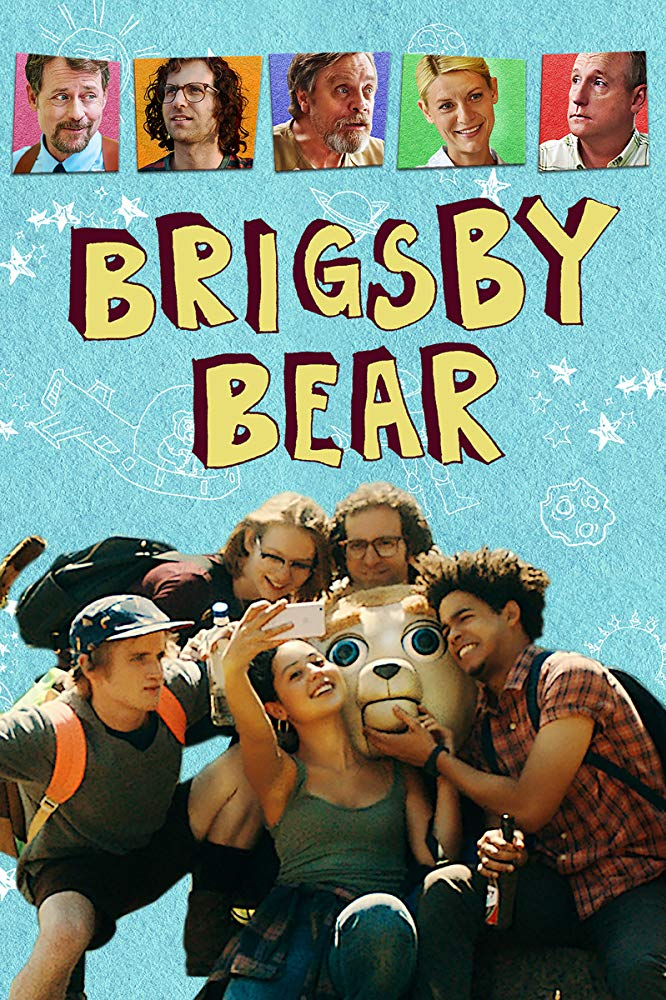 Brigsby Bear Movie Cover