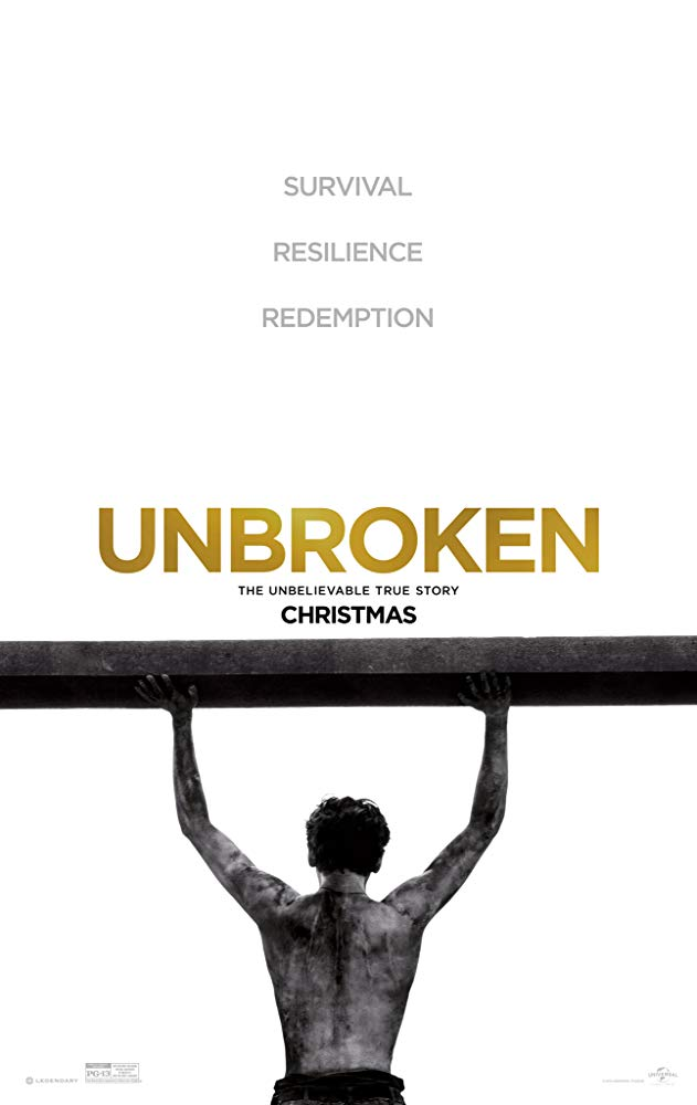 Unbroken Movie Cover