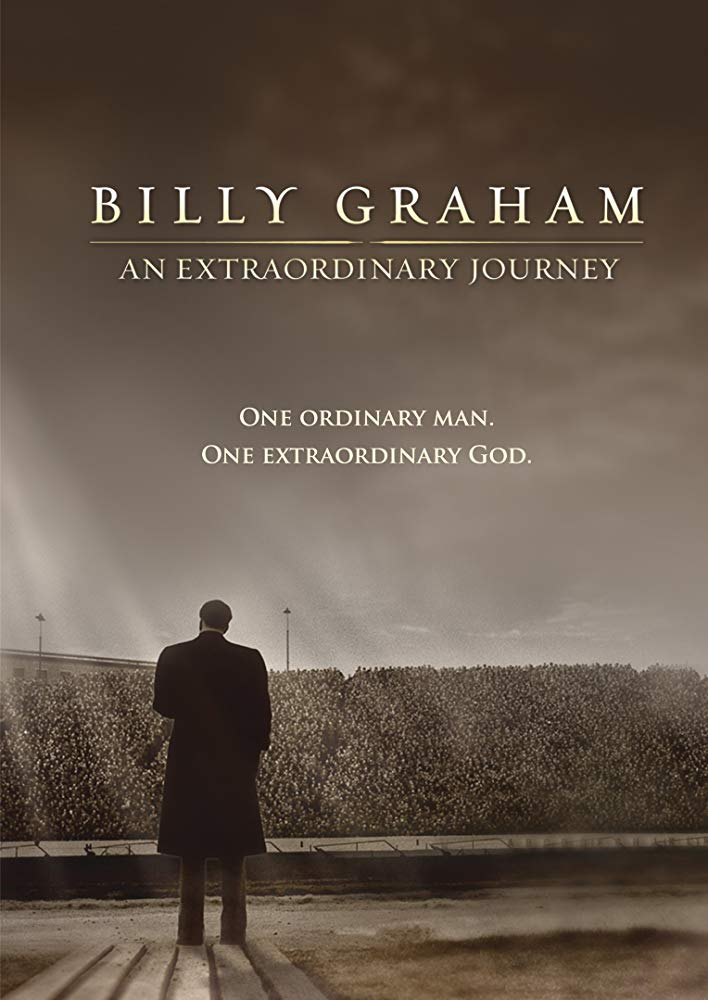 Billy Graham: An Extraordinary Journey Movie Cover
