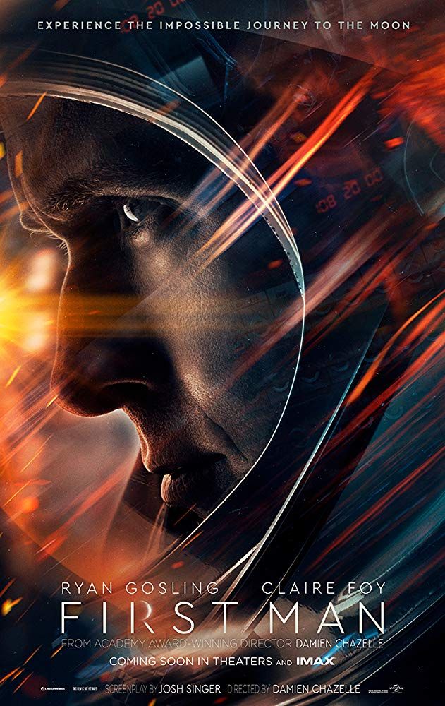 First Man Movie Cover