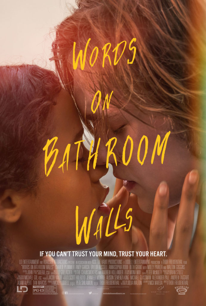 Words on Bathroom Walls Movie Cover