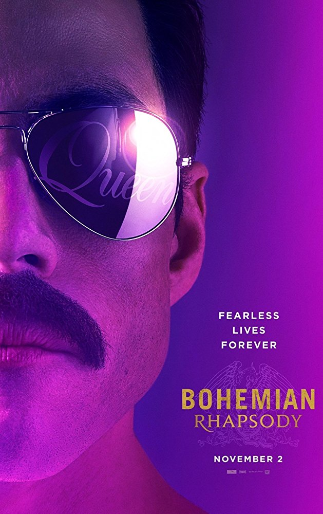 Bohemian Rhapsody Movie Cover